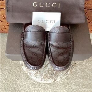 Gucci Guccissima Loafer